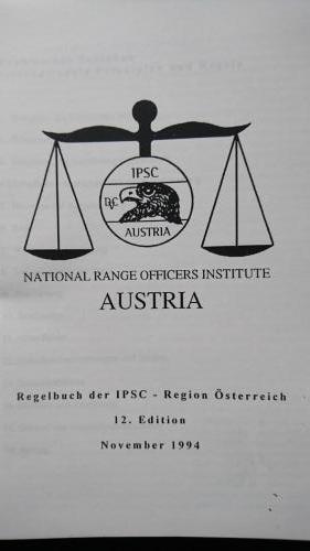 Regelwerk Österreich 1994